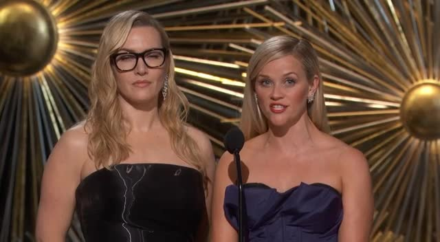 Watch and share Reese Witherspoon GIFs and Kate Winslet GIFs by Reactions on Gfycat