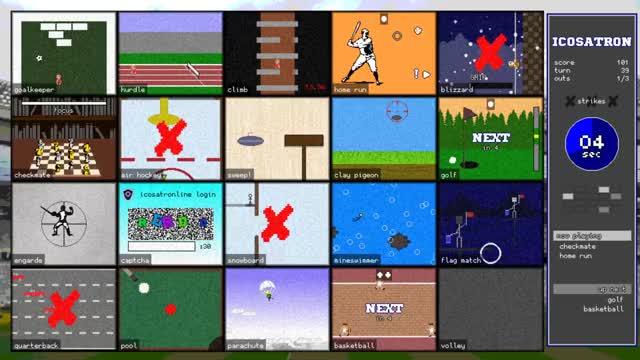 Watch and share Icosatron - Gameplay GIFs by WaveParadigm on Gfycat