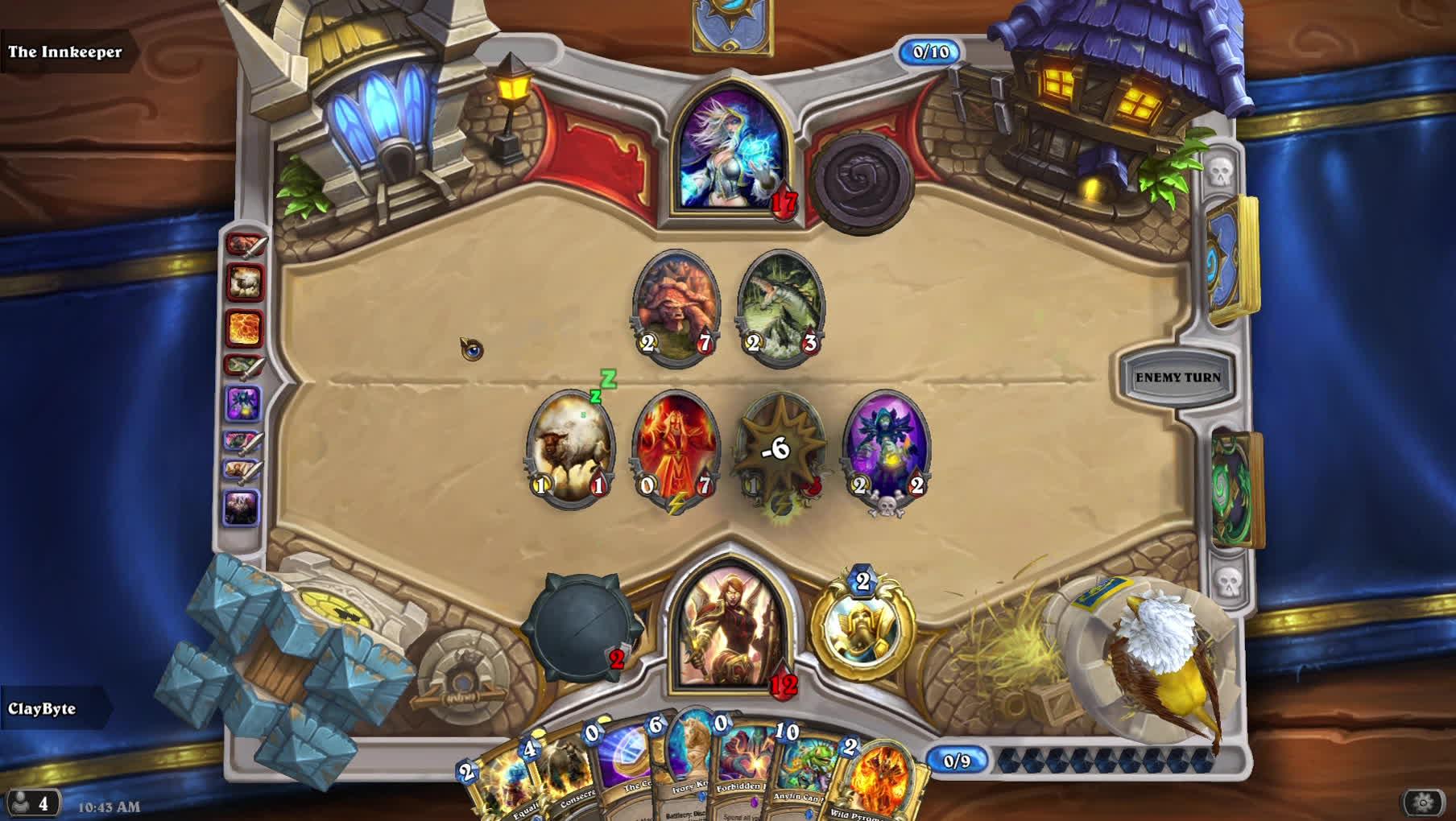 HearthStone - Gameplay GIFs