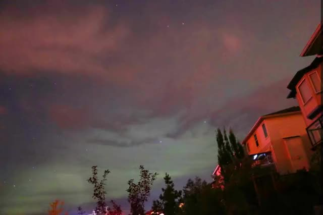 Watch Calgary Northern Lights GIF by @hydrazerg on Gfycat. Discover more related GIFs on Gfycat