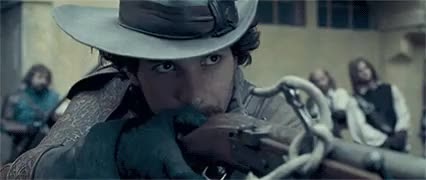 Watch DREAM NAMED T.H. GIF on Gfycat. Discover more Santiago Cabrera, The Musketeers, aramis GIFs on Gfycat