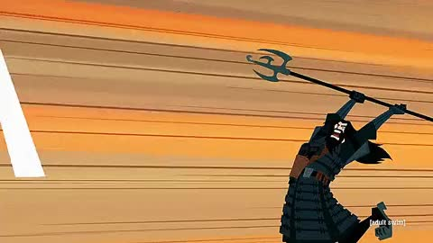 Watch Samurai Jack GIF by The Gifs Shop (@thegifshop) on Gfycat. Discover more fighting, jumping, yelling GIFs on Gfycat