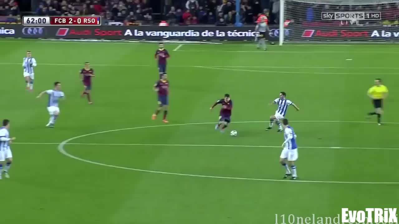 Getdownmrpresident, soccergifs, sports, How to stop Messi. (reddit) GIFs