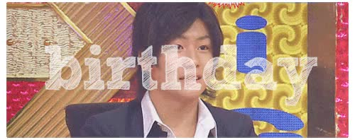 Watch and share Morimoto Shintaro GIFs and Birthday Post GIFs on Gfycat