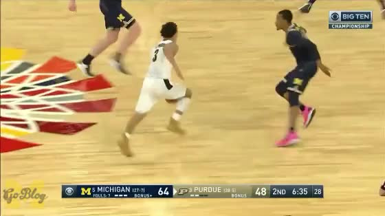 Watch and share Duncan Robinson GIFs and Carsen Edwards GIFs by Ace Anbender on Gfycat