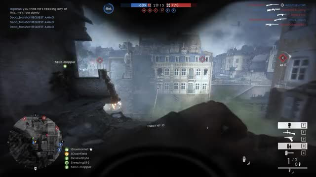 Watch and share Bf1 GIFs by crushfield on Gfycat