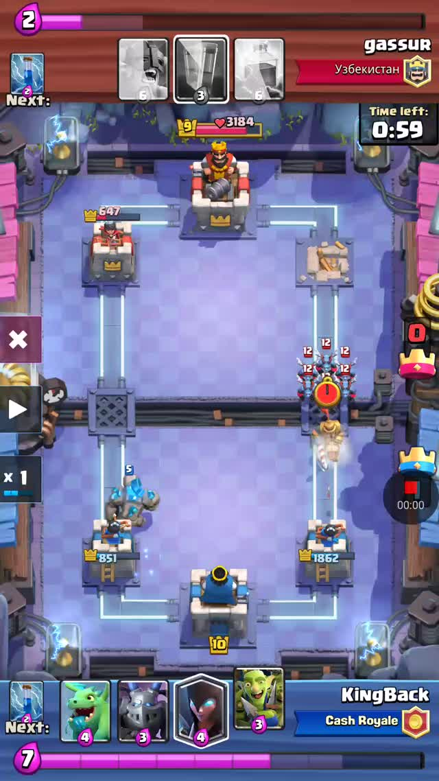 Watch and share ClashRoyale 20180315135833 GIFs on Gfycat