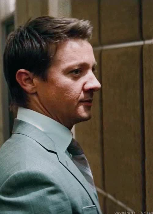 Watch jeremy renner GIF on Gfycat. Discover more related GIFs on Gfycat
