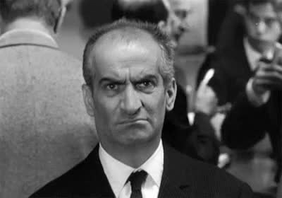 Watch and share Louisdefunes French GIFs on Gfycat