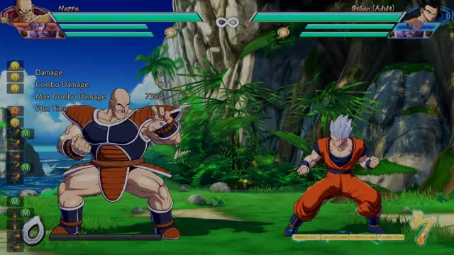 Watch Basic Nappa Combo GIF by @bravetriforcer on Gfycat. Discover more basic combos, fighterz, gohan blanco, nappa, waow GIFs on Gfycat