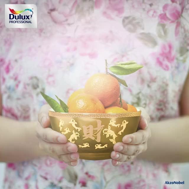 Dulux Pro Chap Goh Mei 2