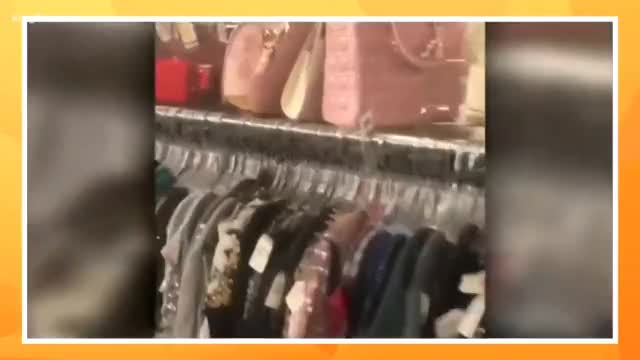 "Watch Seattle Goodwill's 35th annual ""Glitter Sale"" approaching GIF on Gfycat. Discover more local, news GIFs on Gfycat"