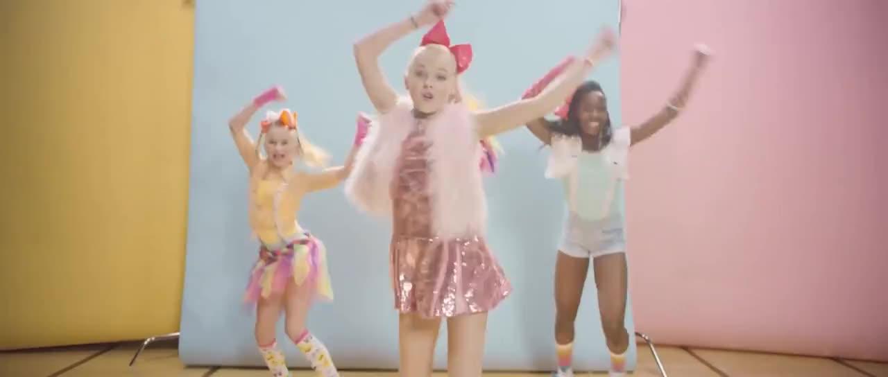 JoJo Siwa - BOOMERANG (Official Video) GIFs