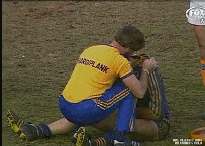 straya, Ray Price Wants a New Trainer - Rugby League GIFs