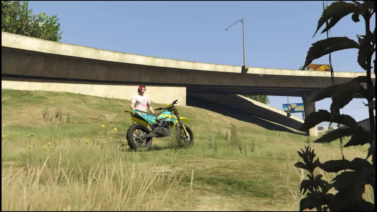 gaming, motorcyclememes, How to beat traffic in GTA V (reddit) GIFs