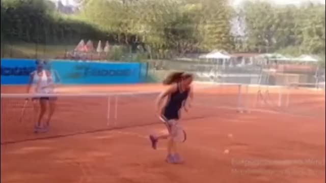Watch and share Maria Sakkari GIFs and Sharapova GIFs by Whatever on Gfycat