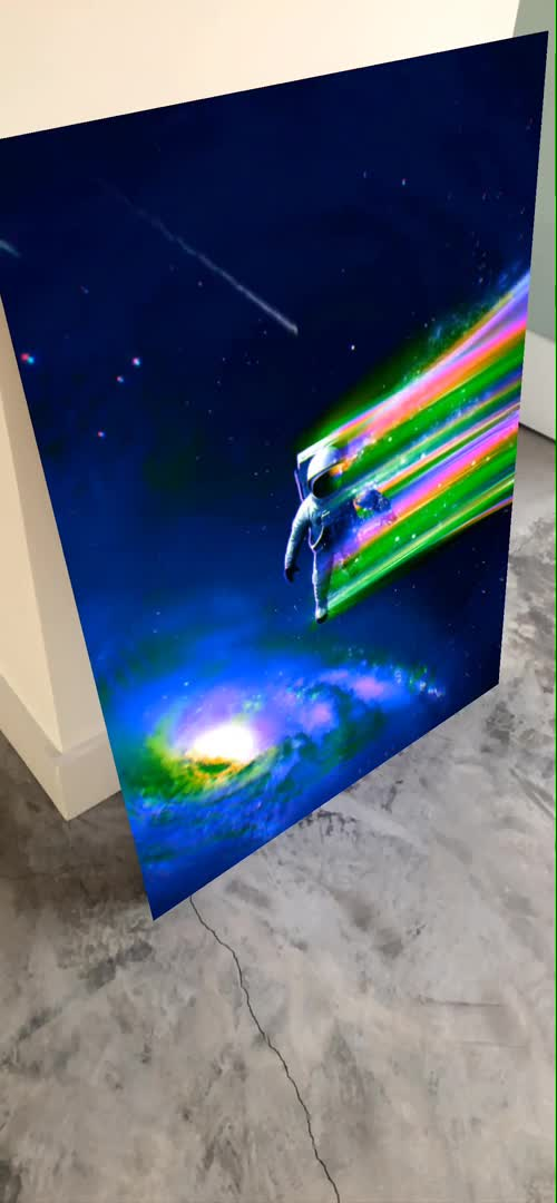 Watch and share Augmented Reality GIFs and Art GIFs by GB on Gfycat