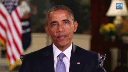 Watch and share Barack Øbama Bobble Head… – GIF On GIFs on Gfycat