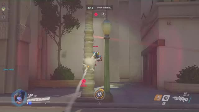 Watch Overwatch 01.05.2018 - 17.04.36.108.DVRTrim GIF by @literal.panda.exe on Gfycat. Discover more overwatch GIFs on Gfycat