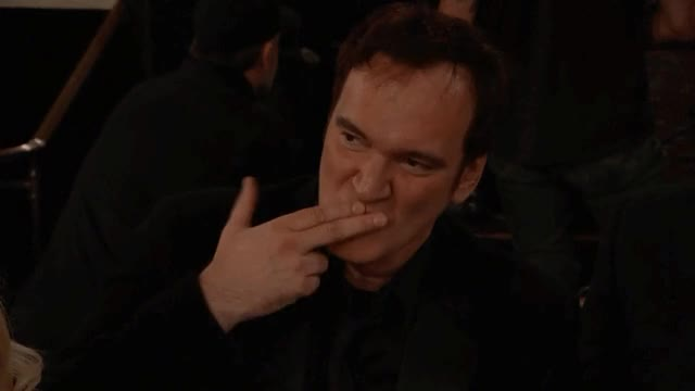 Watch and share Tarantino Smooch GIFs on Gfycat