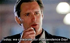 Watch and share Today We Celebrate Our Independence Day GIFs on Gfycat
