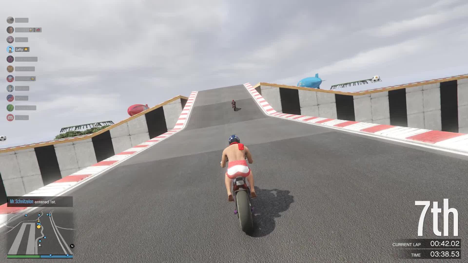 gta motorrad kreuzung 4 GIFs