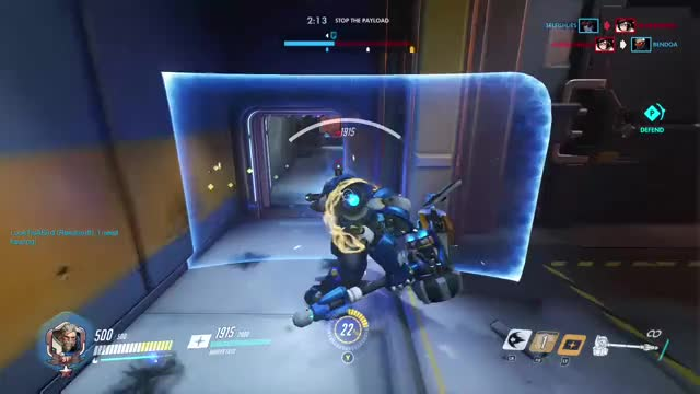 Watch this GIF by xboxdvr on Gfycat. Discover more LookTisABird, OverwatchOriginsEdition, xbox, xbox dvr, xbox one GIFs on Gfycat