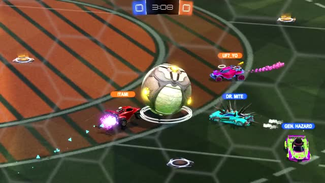 Watch and share Rocket League GIFs by Pim on Gfycat