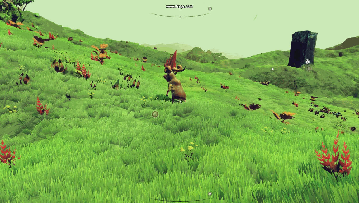 nomansskythegame, Planet of the Supercow GIFs