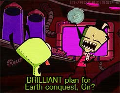 Watch and share Invader Zim GIFs and Vindicated GIFs on Gfycat