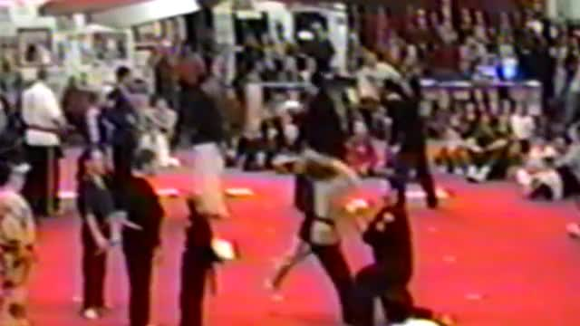 Watch Ray Rice Martial Arts Black Belt Test 2004 - Group Board Breaking Scene GIF on Gfycat. Discover more Kickboxing, Russia, Tap, Womens, boxing, canada, champion, defense, dojo, ka, karate, kata, out, raiser, samurai, scene, self, take, ufc, world GIFs on Gfycat