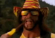 Watch and share Randy Savage GIFs on Gfycat