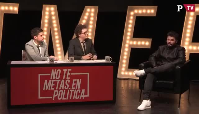 Watch and share NTMEP #21 - Entrevista A Gabriel Rufián GIFs on Gfycat