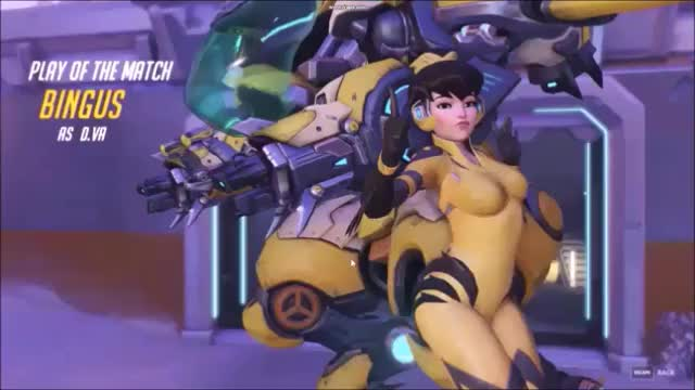 Watch and share Overwatch GIFs by bingus on Gfycat