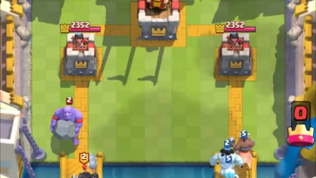 Watch and share Miner Hog Poison GIFs by Clash Royale Kingdom on Gfycat
