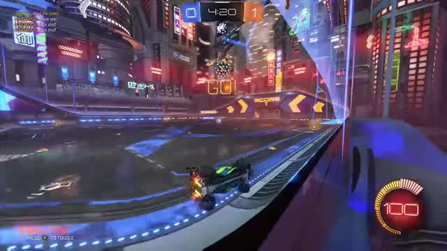 Watch and share Rocket League GIFs and Flip Reset GIFs on Gfycat