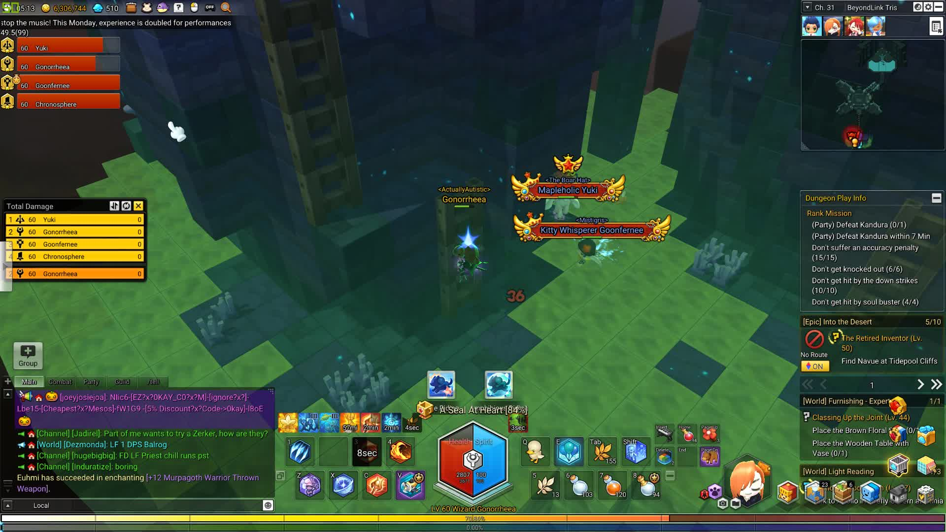 MapleStory 2, maplestory2, MapleStory 2 - When you're too stupid to climb a ladder, and the game punishes you for it GIFs