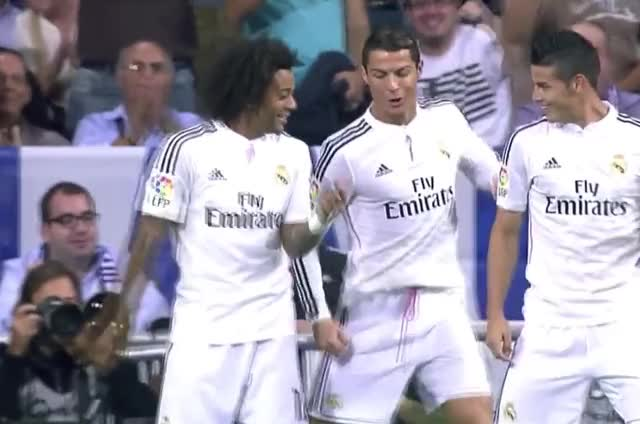 Watch and share Cristiano Ronaldo GIFs by Reactions on Gfycat