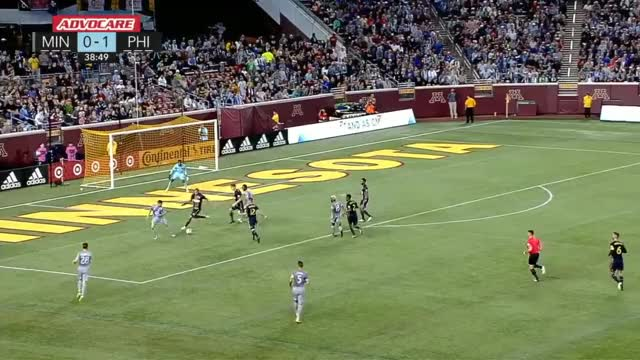 Watch and share Minnesota Goal GIFs by Evercombo on Gfycat