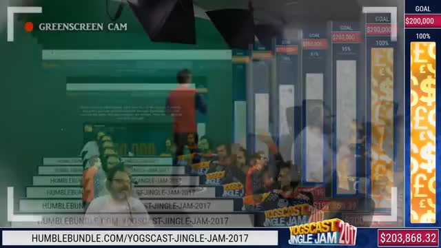 JINGLE CATS! - YOGSCAST JINGLE JAM - 1st December 2017