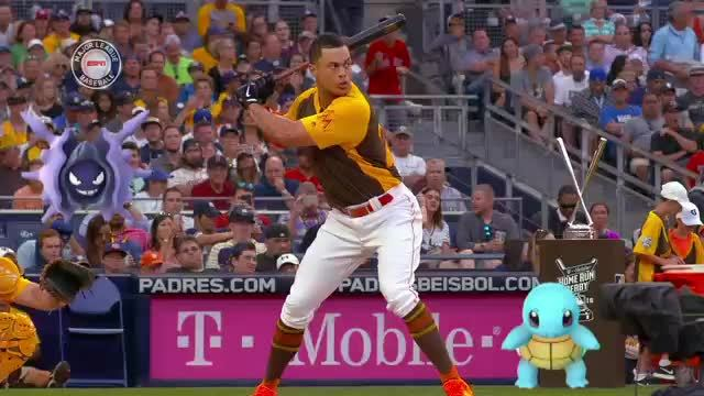 fellowkids, ESPN pokemon home run derby GIFs