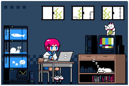 Watch and share Pixel Art GIFs and Artiste GIFs on Gfycat