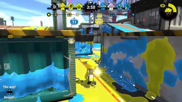 Watch and share Splatoon 2 - Splatoon 2 Clip 1 - 2017-09-16 14-08-27 GIFs by lockeexile on Gfycat