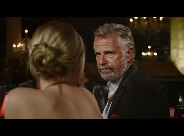 dos, equis, rollerblading, Dos Equis: most interesting man in the world on rollerblading GIFs