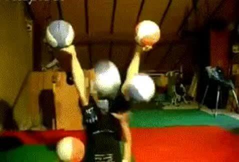 Juggling GIFs