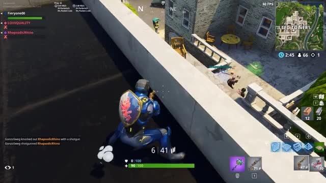 Watch Trapper Becomes Trapped GIF on Gfycat. Discover more FortNiteBR, Fortnite GIFs on Gfycat