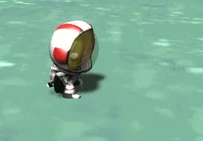 Watch and share [GIF] Flag Planting On Minmus : KerbalSpaceProgram GIFs on Gfycat