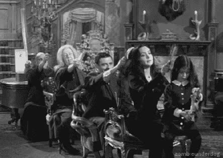 Watch addams family unique hair GIF on Gfycat. Discover more related GIFs on Gfycat
