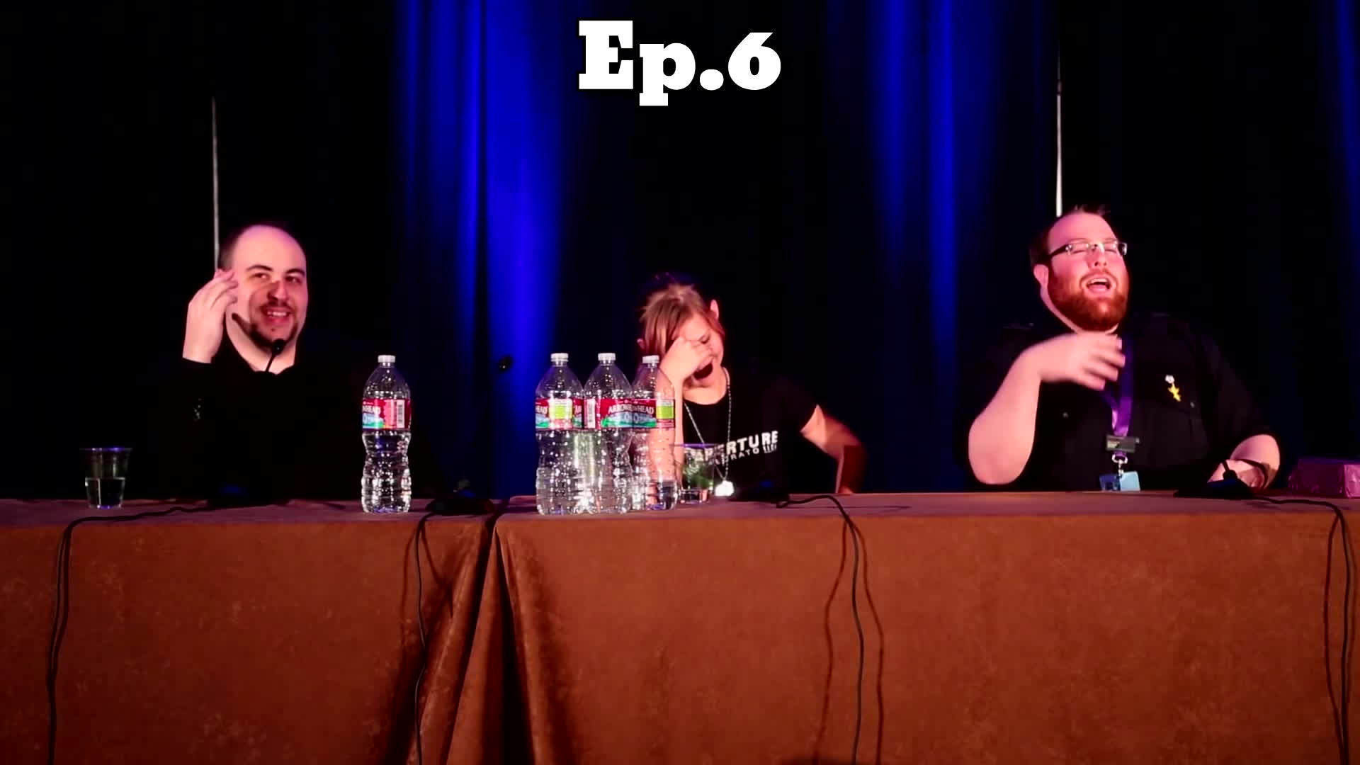 co-optional podcast, jessecox totalbiscuit dodger, oculus rift, Co-Optional Podcast Facepalm GIFs