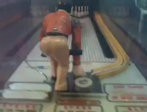Watch Animatronic Bowling GIF on Gfycat. Discover more bowling GIFs on Gfycat